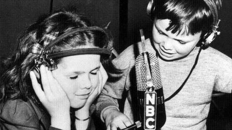 children and radio